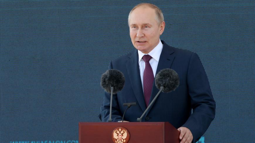 Путин: Россия открыта для сотрудничества в авиации и космонавтике