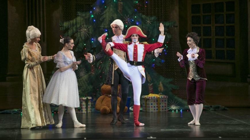 Новогодние чудеса в июле: балет «Щелкунчик» на XX «Летних балетных сезонах» в РАМТе