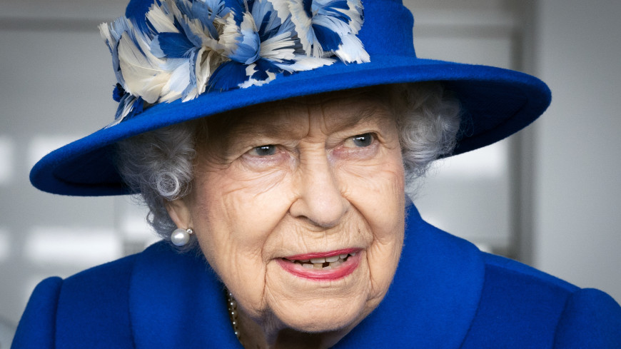 Королева Елизавета пожелала сборной Англии удачи