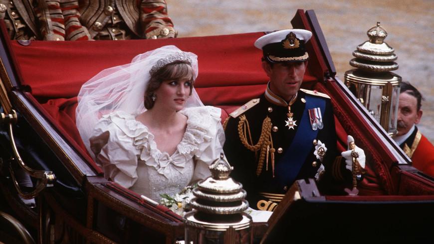 Принц Чарльз и леди Диана: как «Свадьба века» превратилась в кошмар