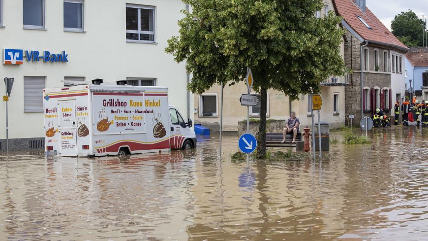 Катастрофа в Европе: Германия, Бельгия и Нидерланды пострадали от циклона «Бернд»