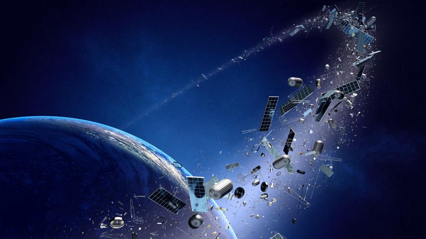 Космический мусор пройдет в три раза ближе к МКС, чем предполагалось ранее