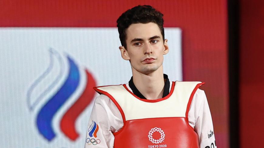 Российский тхэквондист Артамонов завоевал бронзу Олимпиады-2020 в Токио