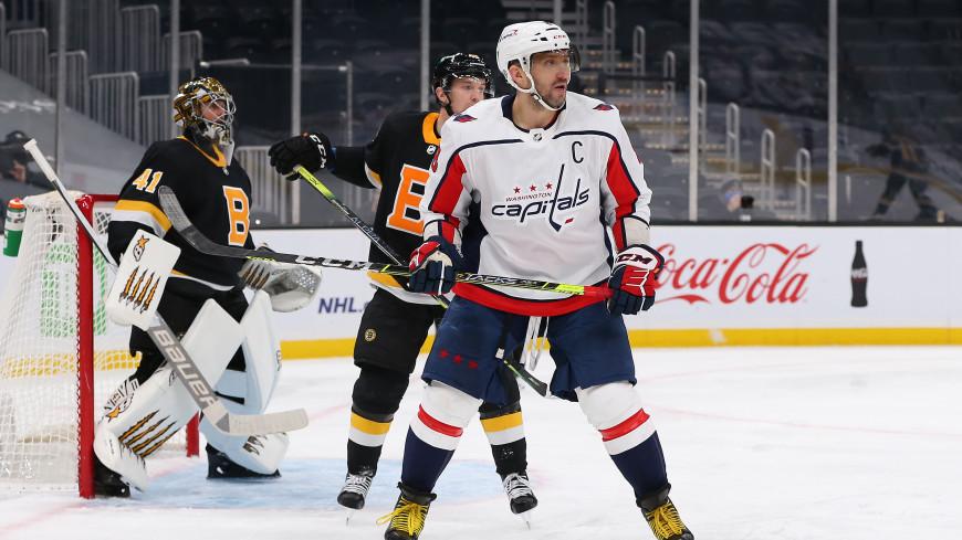 Александр Овечкин продлил контракт с клубом НХЛ Washington Capitals