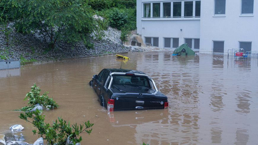 Обзор зарубежных СМИ: катастрофическое наводнение в Западной Европе