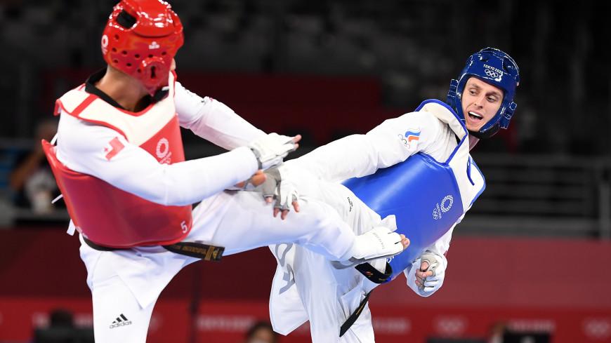 Тхэквондист Владислав Ларин завоевал золотую медаль на ОИ-2020