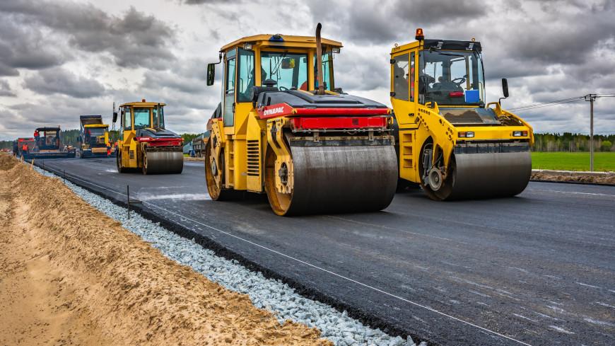 Более 3,3 млрд рублей будет направлено на строительство дорог в России