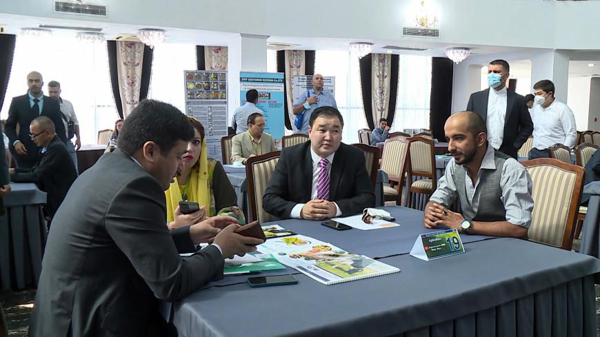 Бизнес-форум Кыргызстана и Ирана начал работу в Бишкеке