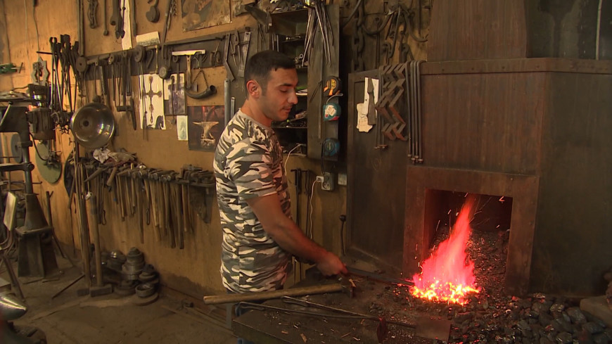Армения хочет включить гюмрийское кузнечное ремесло в список наследия ЮНЕСКО