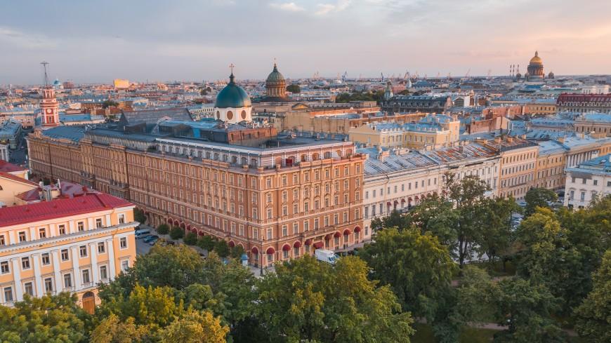 Императорская роскошь в центре Санкт-Петербурга: новая эпоха Гранд Отеля Европа