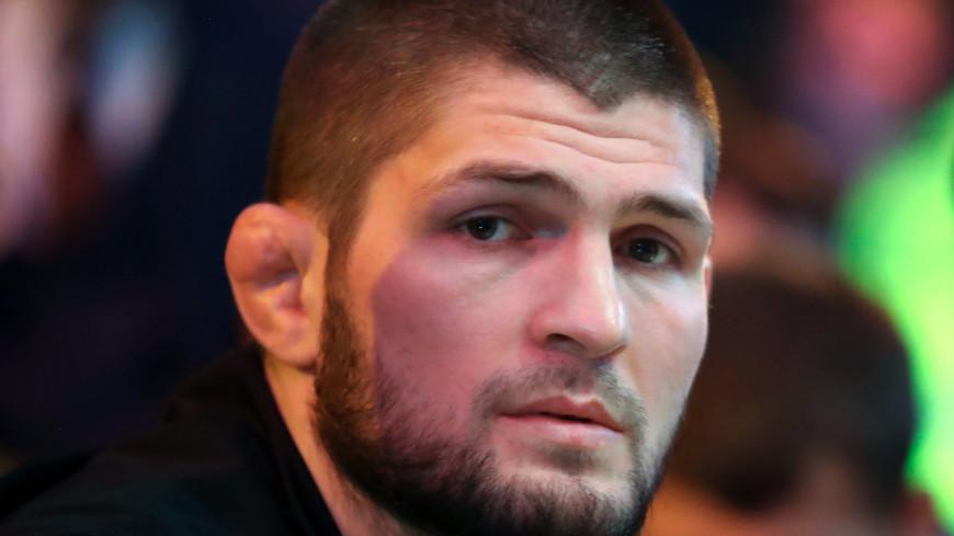 Нурмагомедова признали лучшим бойцом года