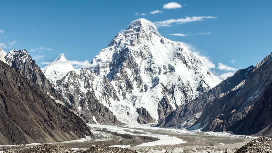 Альпинист Рик Аллен погиб при восхождении на гору Чогори