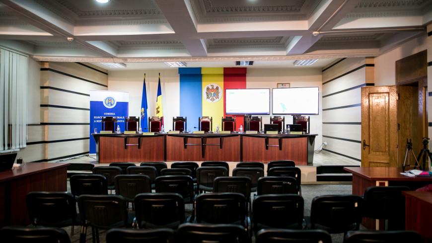 ЦИК: В парламент Молдовы проходят три политсилы
