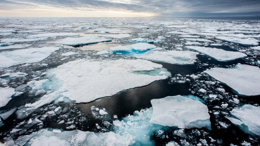 Арктические моря могут начать полностью очищаться от льда в летние месяцы