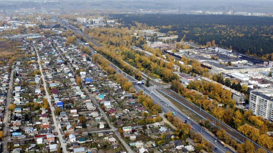 В Академгородке Новосибирска построят проезд и разворотную площадку