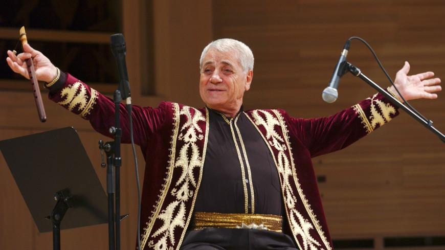 Умер известный армянский музыкант, мастер игры на дудуке Дживан Гаспарян