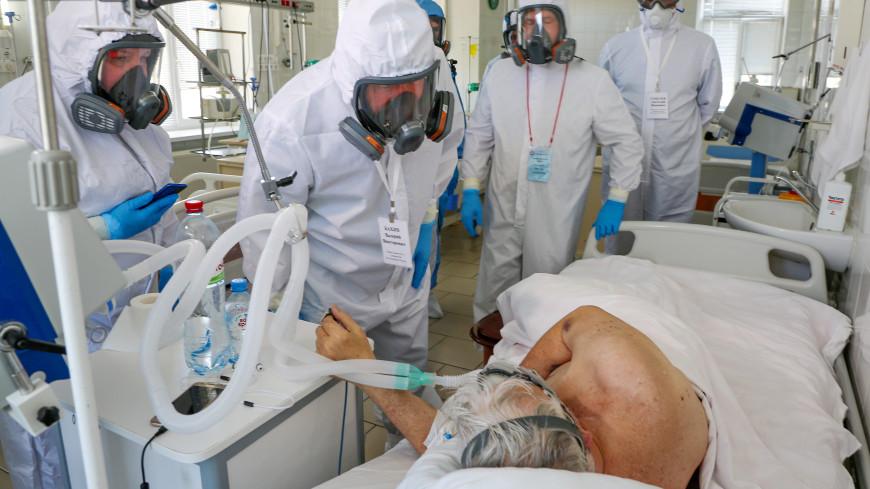 ВОЗ: В мире началась третья волна пандемии коронавируса