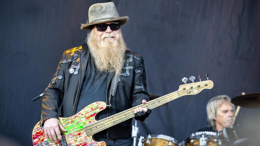 Бас-гитарист ZZ Top Дасти Хилл умер в возрасте 72 лет