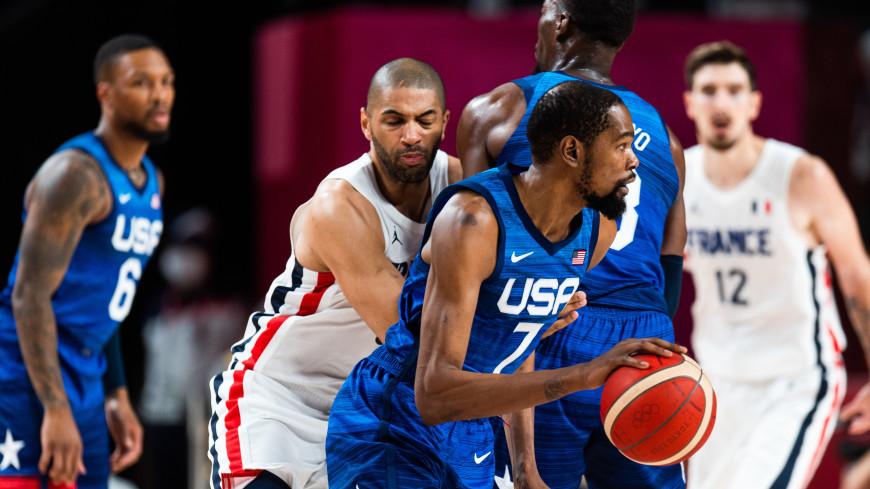 Баскетболисты США впервые с 2004 года проиграли матч на ОИ
