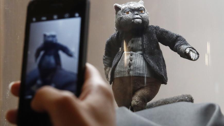 На ВДНХ открывается выставка знаменитых котов из мультфильмов