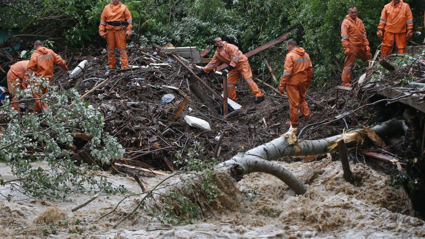 Южный апокалипсис: Крым вновь затопило, на Кубань обрушился ураган