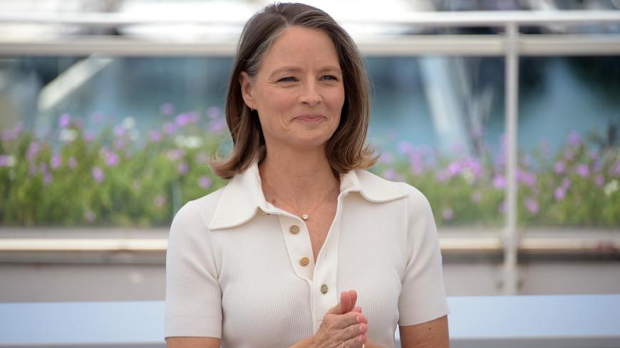 Джоди Фостер получила почетную «Золотую пальмовую ветвь» на Каннском фестивале