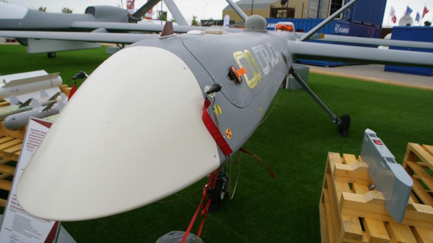 Беспилотник «Орион-Э» в ударном варианте впервые покажут на МАКС-2021