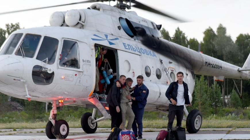 Чудо в тайге: подробности спасения пассажиров Ан-28