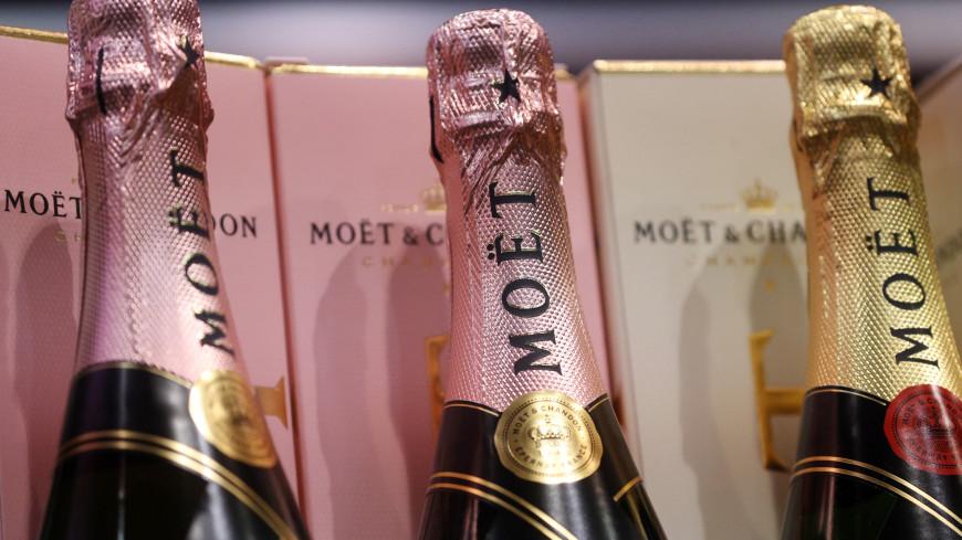 Эксперт считает, что россияне не заметят отсутствия в магазинах Moet Hennessy