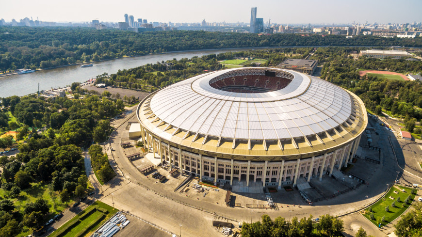 Главный стадион страны: спорткомплексу «Лужники» – 65 лет