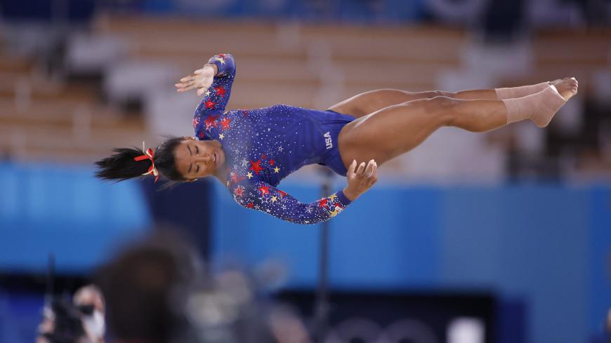 Американская гимнастка Симона Байлз снялась с Олимпиады