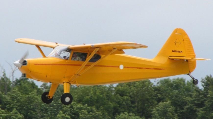 Легкомоторный самолет совершил посадку на федеральной трассе в Приамурье