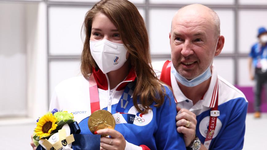 Олимпийские медали: российские спортсмены завоевали пять наград во второй день Игр