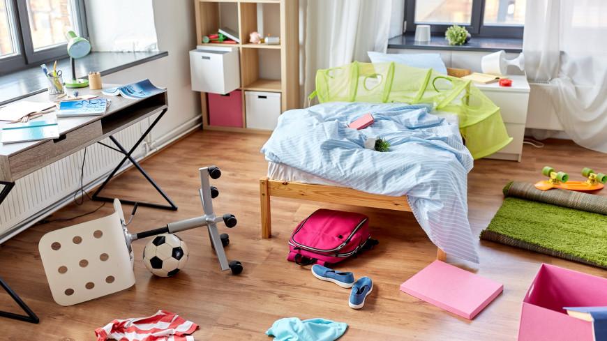 Психолог рассказала, как беспорядок в доме сказывается на самооценке