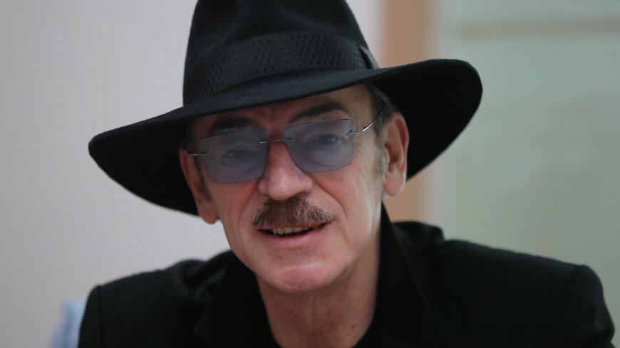 Певца Михаила Боярского выписали из больницы после COVID-19