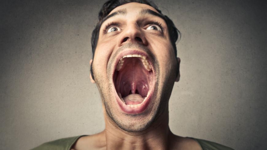 Американец попал в Книгу Гиннесса за самый широко раскрытый рот (ВИДЕО)