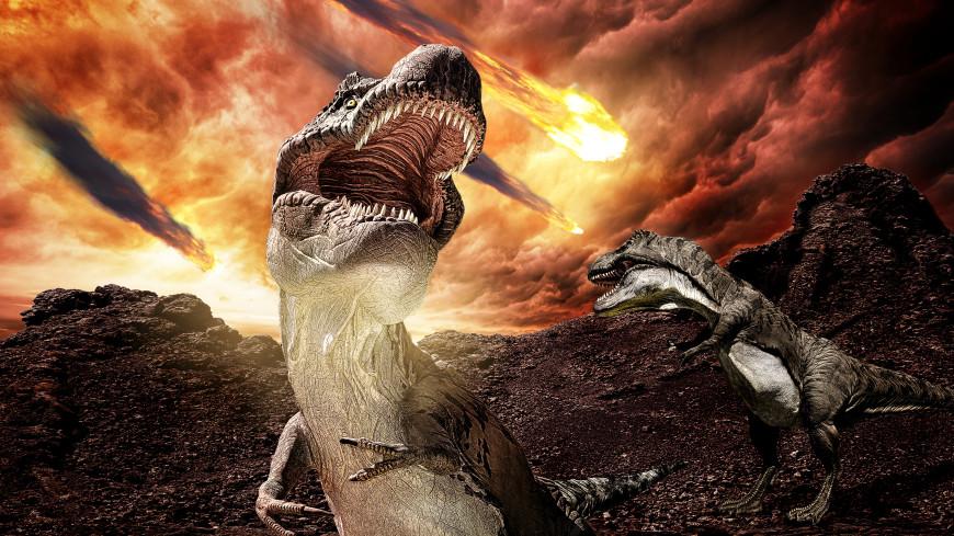 Найдена «родина» астероида, убившего динозавров