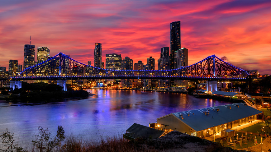 Столицей летних Олимпийских игр-2032 станет австралийский Брисбен