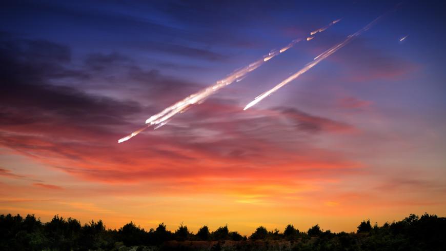 Упавший в Британии метеорит оказался ровесником Солнечной системы