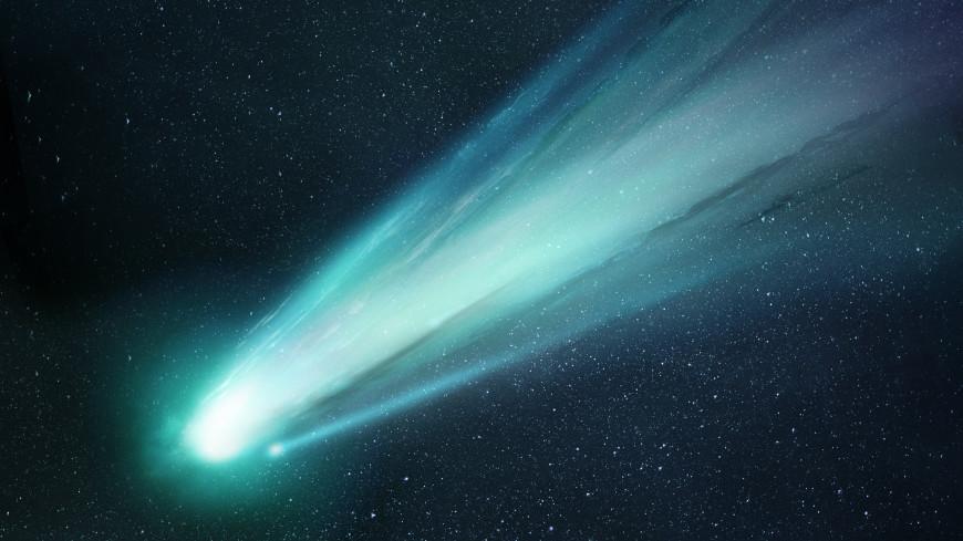 Крупнейшая комета Солнечной системы проявила признаки активности
