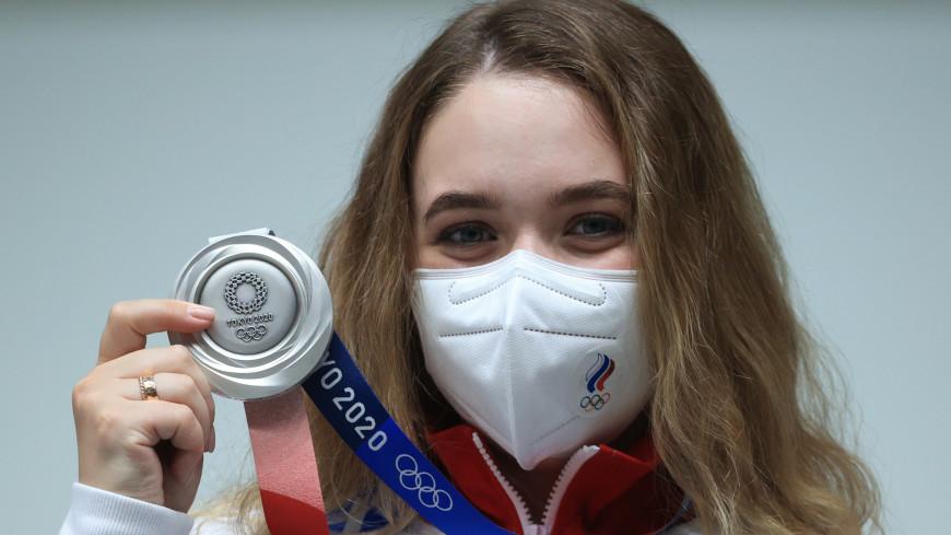 Россияне завоевали серебро и бронзу в первый день Олимпиады в Токио