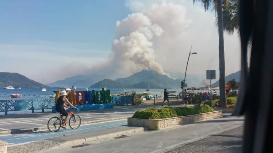 Туристы эвакуированы из трех пятизвездочных отелей в Бодруме