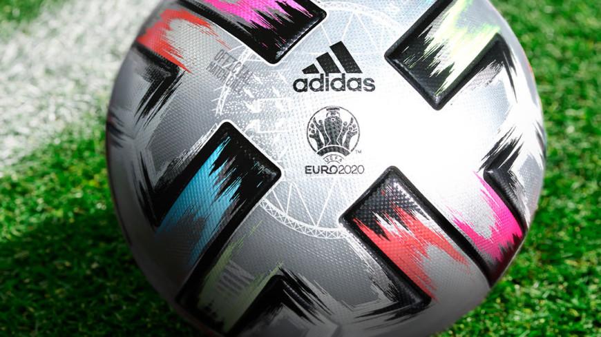 «Красота в чистом виде»: УЕФА представил мяч полуфиналов и финала Евро-2020