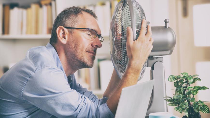 Названы наиболее уязвимые к сильной жаре люди