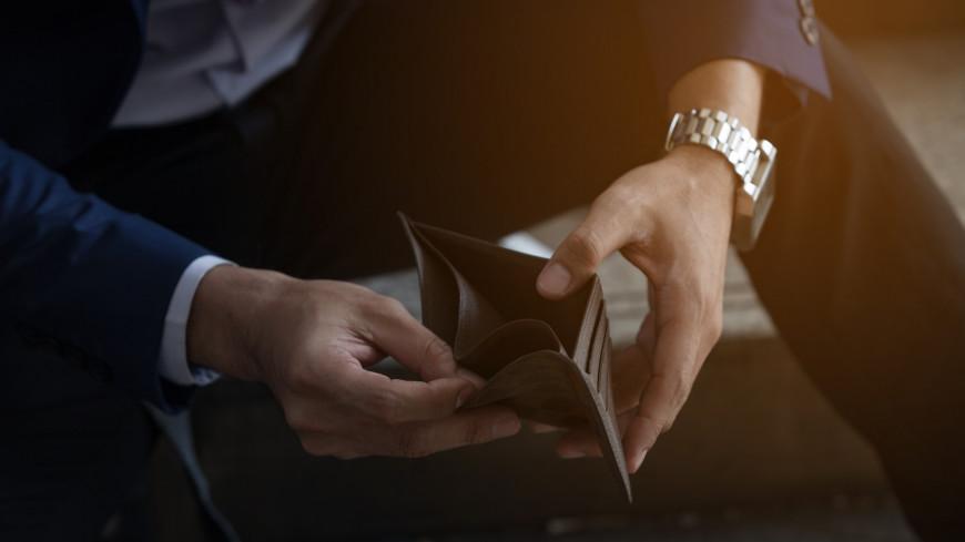 В России существенно увеличилось число банкротств среди граждан