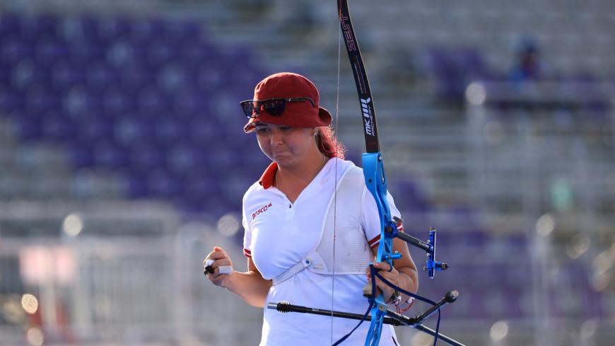 Российская лучница Елена Осипова завоевала серебро Олимпийских игр