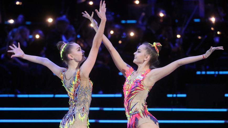 Российские гимнастки-близняшки Аверины поедут в Токио за золотыми медалями