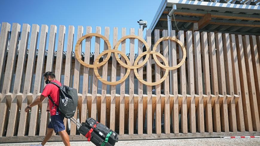 Белорусские атлеты прибыли в олимпийскую деревню
