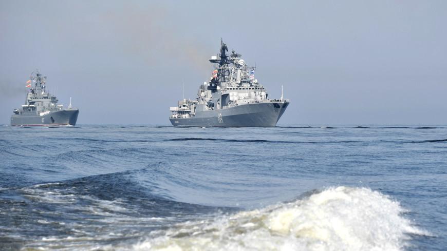 Парад в День ВМФ в Петербурге пройдет без зрителей