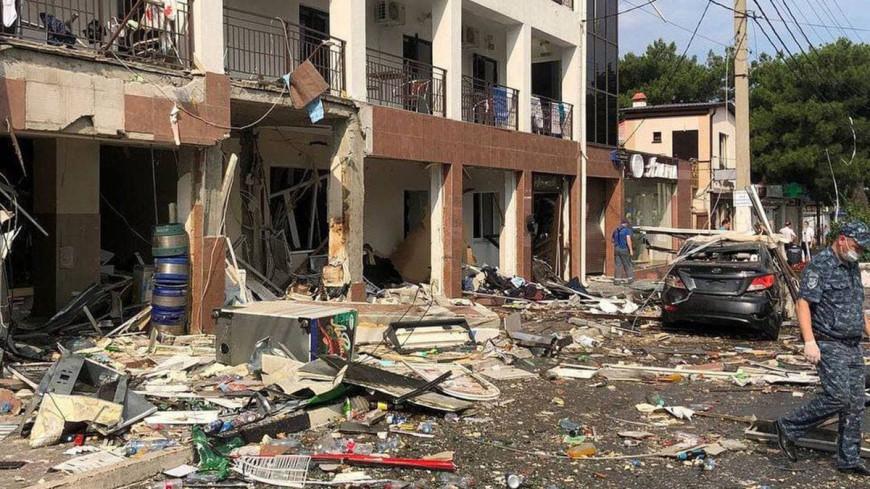 Прокуратура организовала проверку по факту взрыва в гостинице Геленджика